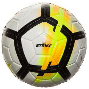Strike Fußball, weiß / orange, zoom bei OUTFITTER Online