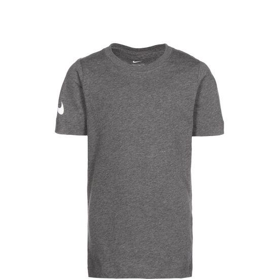 Park 20 T-Shirt Kinder, dunkelgrau / weiß, zoom bei OUTFITTER Online