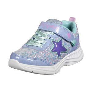 Glimmer Kicks Starlet Shine Sneaker Kinder, hellblau / bunt, zoom bei OUTFITTER Online