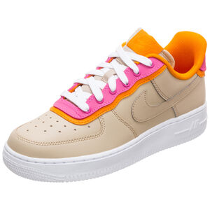 Air Force 1 '07 SE Premium Sneaker Damen, beige / pink, zoom bei OUTFITTER Online