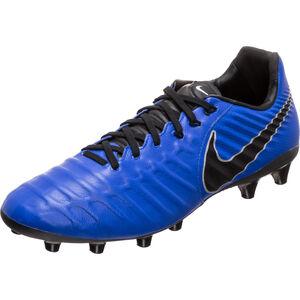Tiempo Legend VII Pro AG-Pro Fußballschuh Herren, blau / schwarz, zoom bei OUTFITTER Online