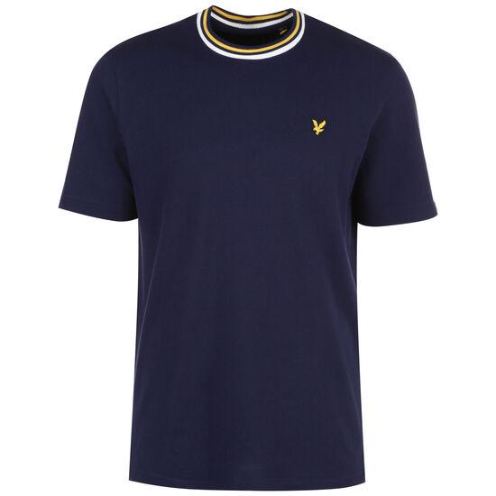 Multi Rib T-Shirt Herren, dunkelblau, zoom bei OUTFITTER Online