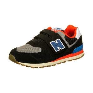 YV574-M Sneaker Kinder, schwarz, zoom bei OUTFITTER Online