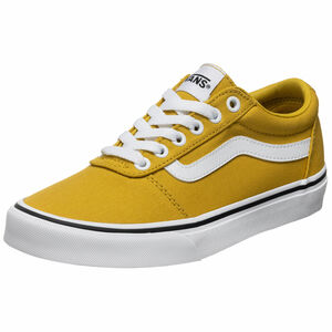 Ward Sneaker Damen, gelb / weiß, zoom bei OUTFITTER Online