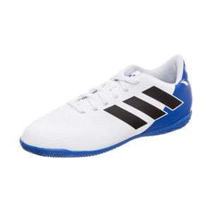 Nemeziz Messi Tango 18.4 Indoor Fußballschuh Kinder, Weiß, zoom bei OUTFITTER Online