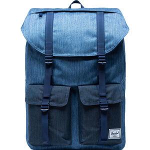 Buckingham Rucksack, blau / dunkelblau, zoom bei OUTFITTER Online