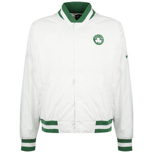 NBA Boston Celtics Courtside Jacke Herren, weiß / grün, zoom bei OUTFITTER Online