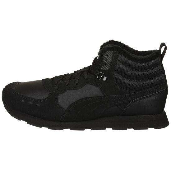 Vista Mid Winterized Sneaker Herren, schwarz / weiß, zoom bei OUTFITTER Online