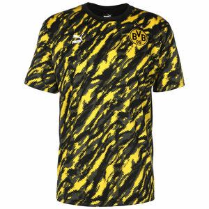 Borussia Dortmund Iconic MCS Graphic Trainingsshirt Herren, schwarz / gelb, zoom bei OUTFITTER Online