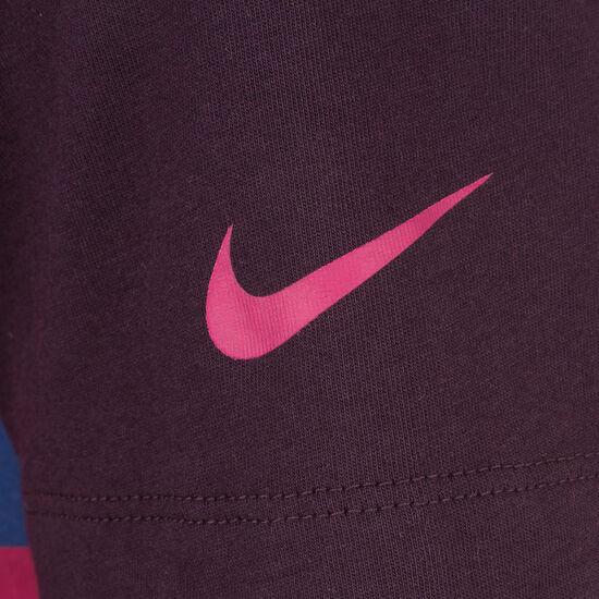 FC Barcelona Crest T-Shirt Herren, weinrot / blau, zoom bei OUTFITTER Online