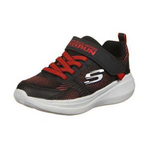 Go Run Fast Sneaker Kinder, schwarz / rot, zoom bei OUTFITTER Online