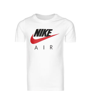 Air T-Shirt Kinder, weiß / rot, zoom bei OUTFITTER Online
