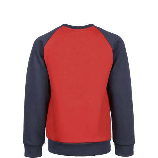 FC Bayern München Sweatshirt Kinder, rot / blau, zoom bei OUTFITTER Online
