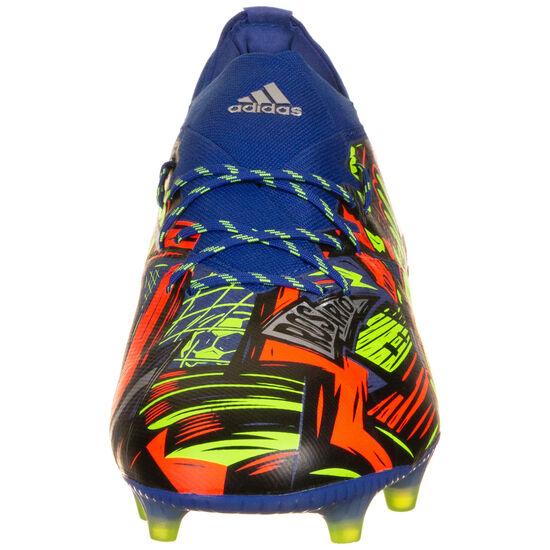 Nemeziz Messi 19.1 FG Fußballschuh Herren, blau / bunt, zoom bei OUTFITTER Online