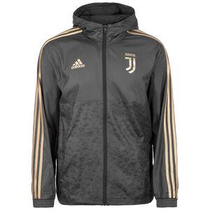 Juventus Turin Windbreaker Herren, schwarz, zoom bei OUTFITTER Online