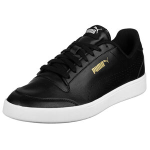 Schuffle Sneaker Herren, schwarz / gold, zoom bei OUTFITTER Online