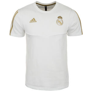 Real Madrid T-Shirt Herren, weiß / gold, zoom bei OUTFITTER Online