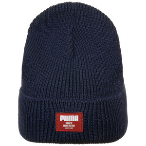 Ribbed Classic Beanie, dunkelblau, zoom bei OUTFITTER Online