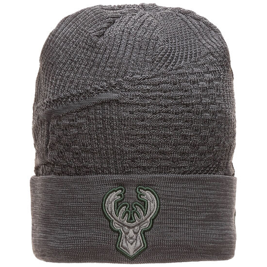 NBA Milwaukee Bucks Training Series Beanie, , zoom bei OUTFITTER Online