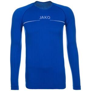 Comfort Trainingsshirt Herren, Blau, zoom bei OUTFITTER Online