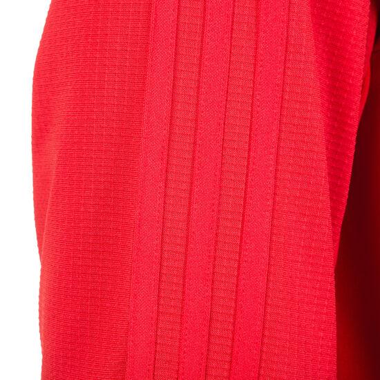 Tiro 17 Trainingsjacke Kinder, rot / schwarz / weiß, zoom bei OUTFITTER Online