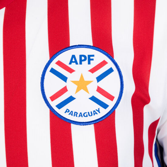 Paraguay Trikot Home Herren, Weiß, zoom bei OUTFITTER Online