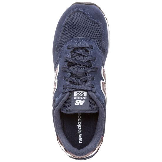 WL565-NCW-B Sneaker Damen, Blau, zoom bei OUTFITTER Online