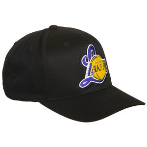 NBA Los Angeles Lakers Letterman 110 Snapback Cap, , zoom bei OUTFITTER Online