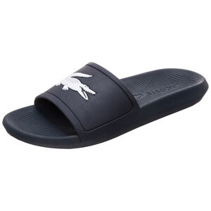 Croco Slide Badesandale Herren, dunkelblau / weiß, zoom bei OUTFITTER Online