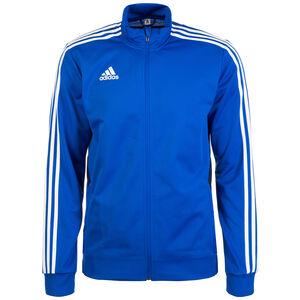 Tiro 19 Trainingsjacke Herren, blau / weiß, zoom bei OUTFITTER Online