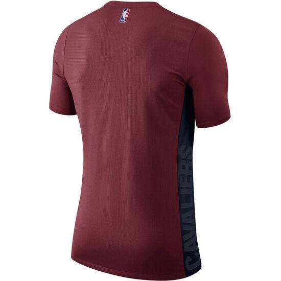 NBA Cleveland Cavaliers Basketballshirt Herren, rot, zoom bei OUTFITTER Online