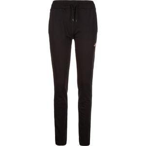 Fine Jogginghose Damen, schwarz / rosa, zoom bei OUTFITTER Online