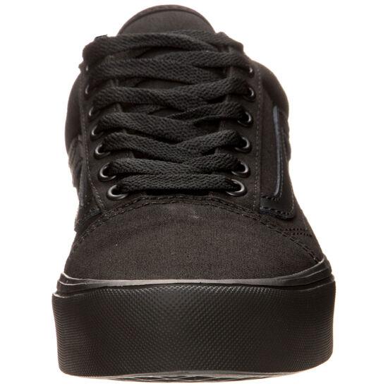 Old Skool Lite Canvas Sneaker, Schwarz, zoom bei OUTFITTER Online