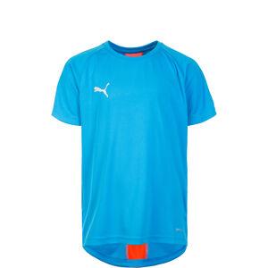 ftblNXT Fußballtrikot Kinder, blau / rot, zoom bei OUTFITTER Online