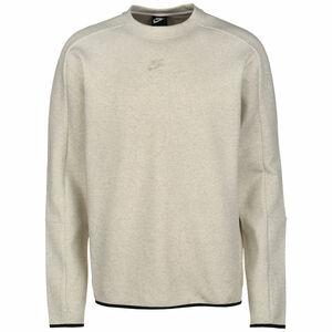 Tech Fleece Sweatshirt Herren, beige / schwarz, zoom bei OUTFITTER Online