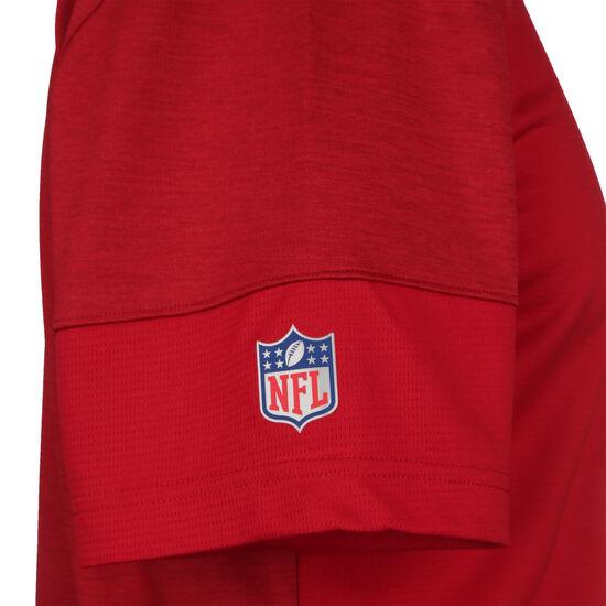 NFL Coach UV San Francisco 49ers T-Shirt Herren, rot, zoom bei OUTFITTER Online