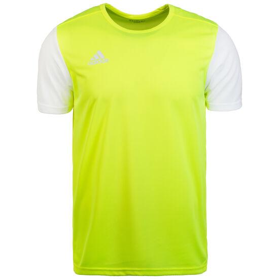 Estro 19 Fußballtrikot Herren, gelb / weiß, zoom bei OUTFITTER Online
