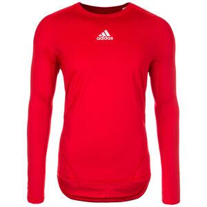 AlphaSkin Sport Trainingsshirt Herren, rot, zoom bei OUTFITTER Online