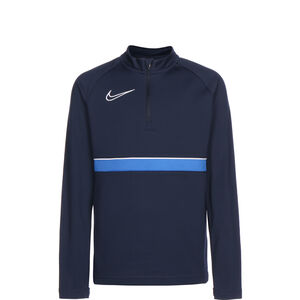 Academy 21 Dry Drill Longsleeve Kinder, dunkelblau / blau, zoom bei OUTFITTER Online