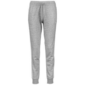 Essentials 3-Stripes Jogginghose Damen, grau / weiß, zoom bei OUTFITTER Online