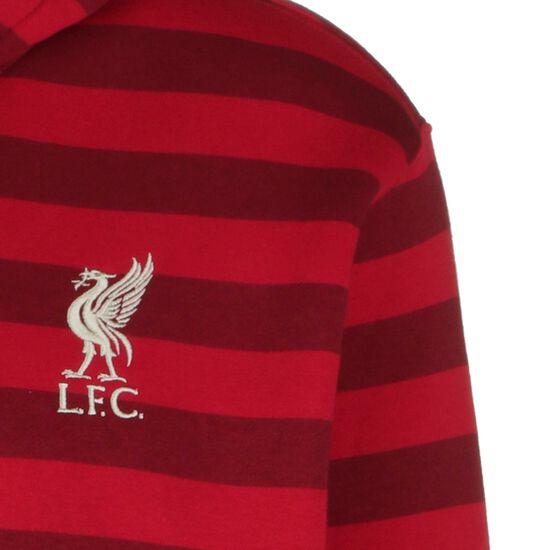 FC Liverpool Club Kapuzenpullover Herren, rot / weiß, zoom bei OUTFITTER Online