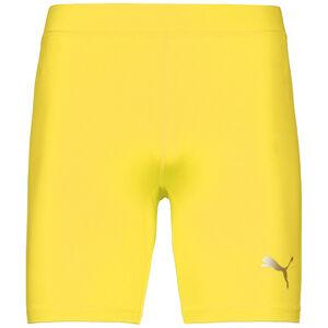LIGA Baselayer Trainingstight Herren, gelb, zoom bei OUTFITTER Online
