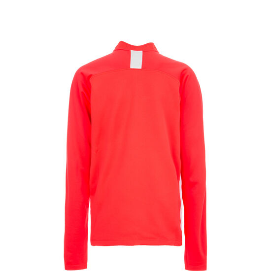Dry Academy 19 Drill Longsleeve Kinder, neonrot / weiß, zoom bei OUTFITTER Online