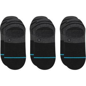 Gamut 2 3er Pack Socken, schwarz / türkis, zoom bei OUTFITTER Online
