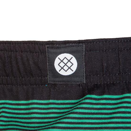 Holiblaze Boxershorts Herren, schwarz / grün, zoom bei OUTFITTER Online