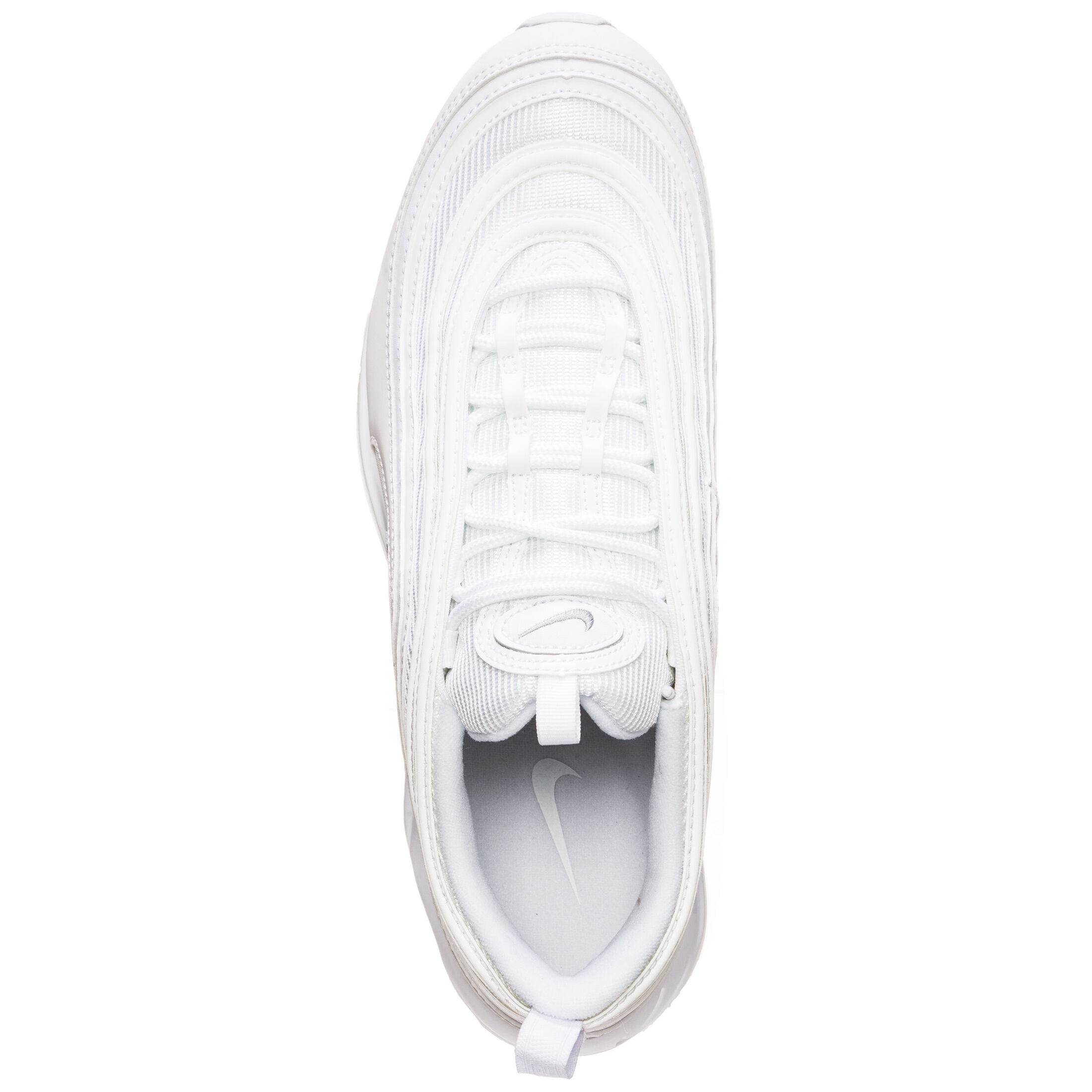 Nike Air Max 97 Ultra Light Sneaker Herren hellgrau weiß im