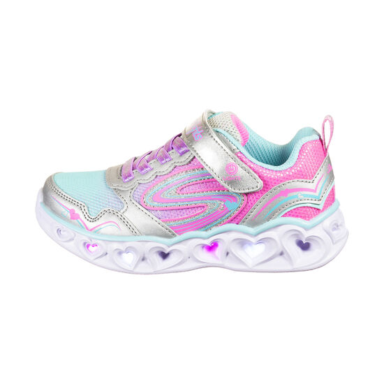 Heart Lights Love Spark Sneaker Kinder, bunt / weiß, zoom bei OUTFITTER Online
