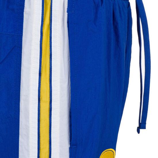 Golden State Warriors Trainingsanzug Herren, blau / gelb, zoom bei OUTFITTER Online