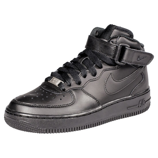 Air Force 1 Mid 06 Sneaker Kinder, Schwarz, zoom bei OUTFITTER Online