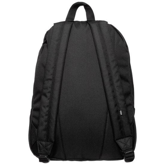 Old School III Rucksack, schwarz / weiß, zoom bei OUTFITTER Online